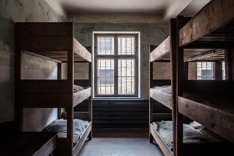 Poland Auschwitz 13