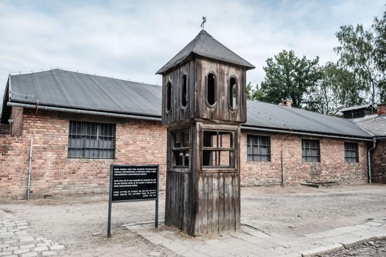 Poland Auschwitz 18