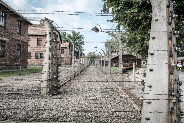 Poland Auschwitz 19