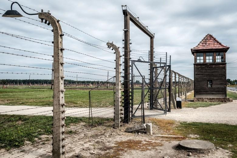 Poland Auschwitz 24