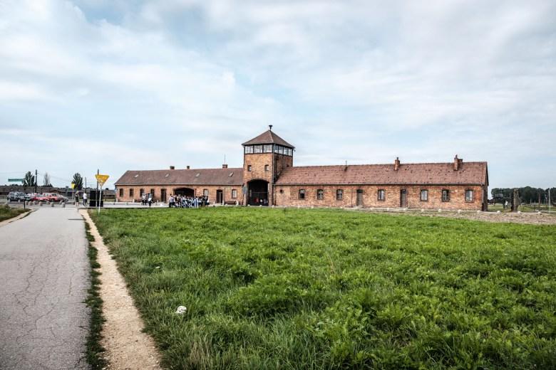 Poland Auschwitz 25