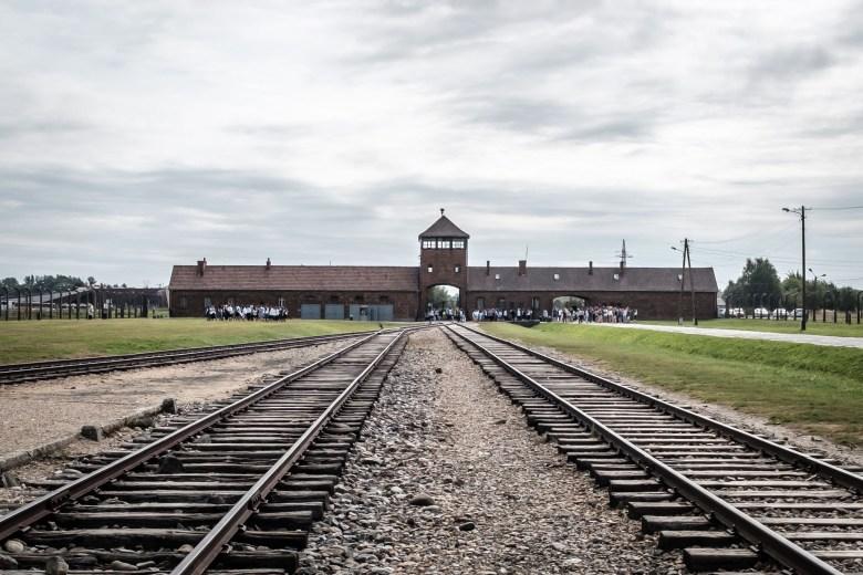 Poland Auschwitz 32