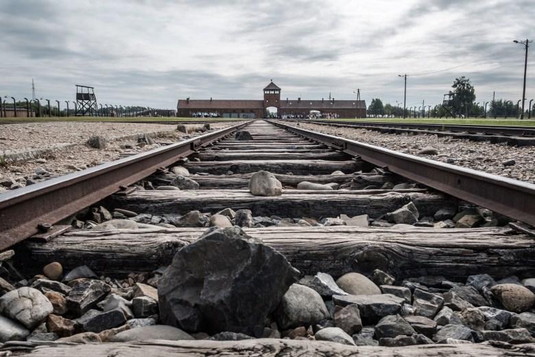 Poland Auschwitz 34