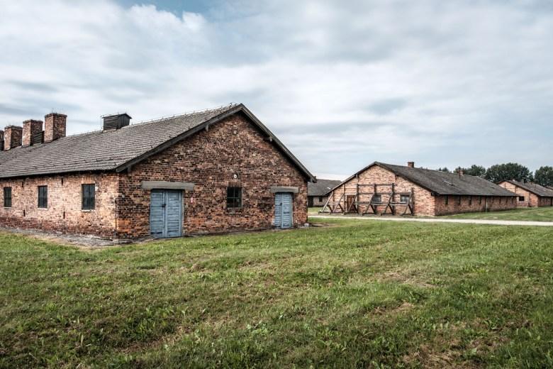 Poland Auschwitz 38