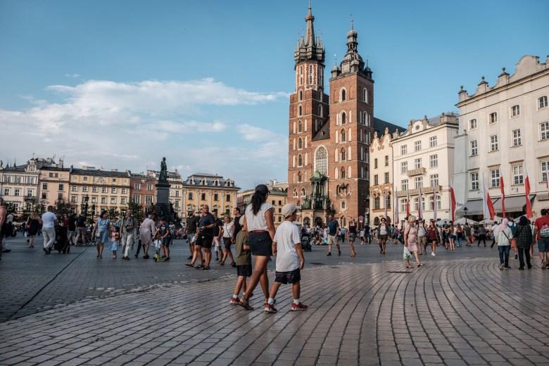 Poland Krakow 08