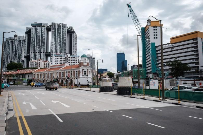 Singapore Downtown 19
