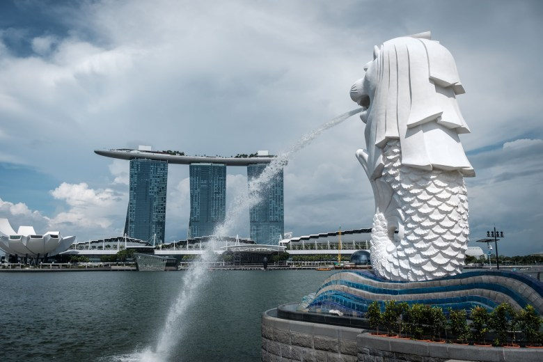 Singapore Marina Bay 08