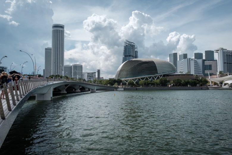 Singapore Marina Bay 09