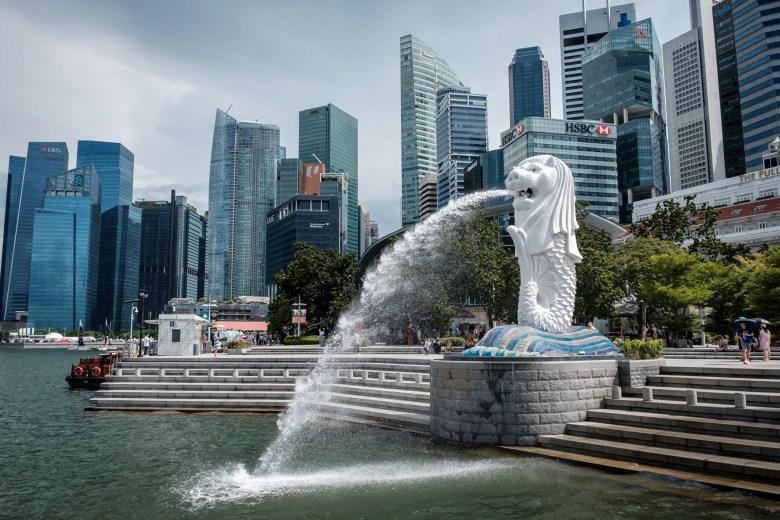 Singapore Marina Bay 12