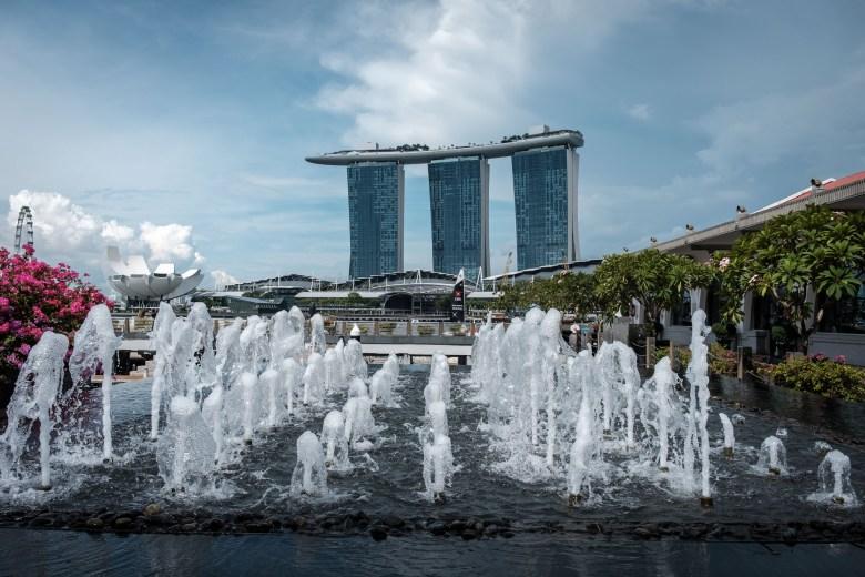 Singapore Marina Bay 17