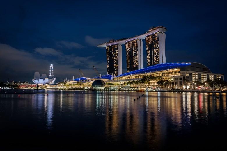 Singapore Marina Bay 26