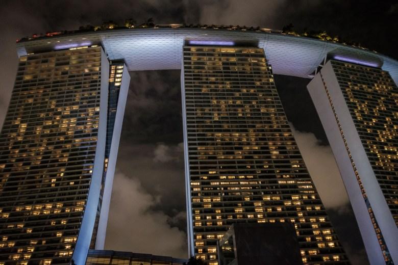 Singapore Marina Bay 58