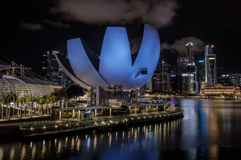 Singapore Marina Bay 85