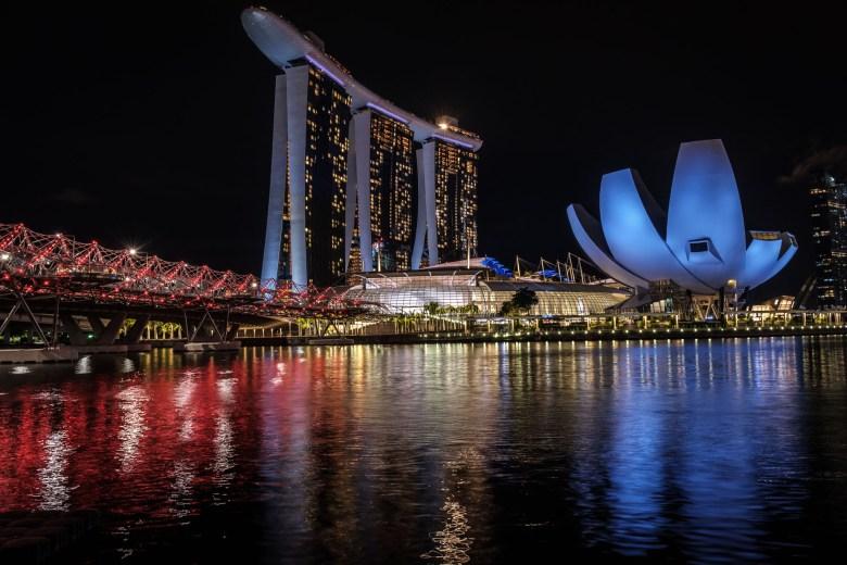 Singapore Marina Bay 91