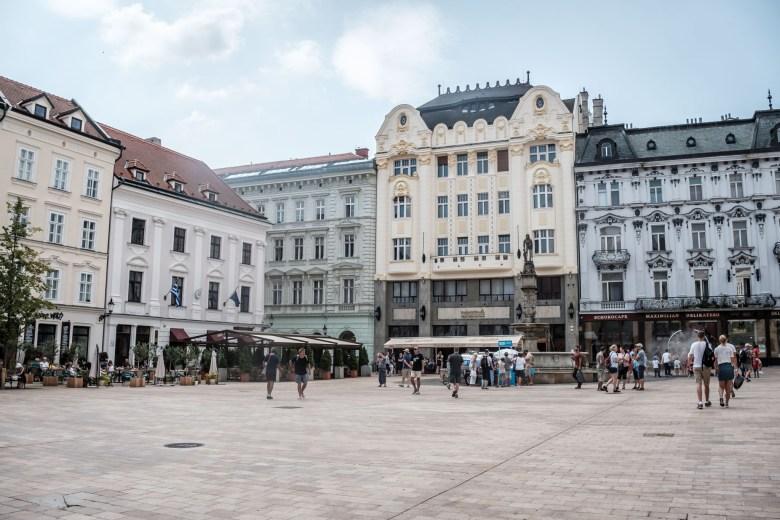 Slovakia Bratislava 02