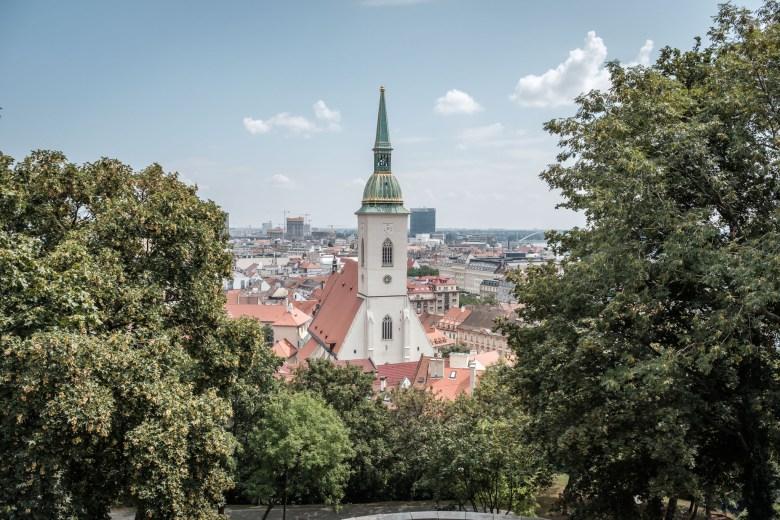Slovakia Bratislava 09