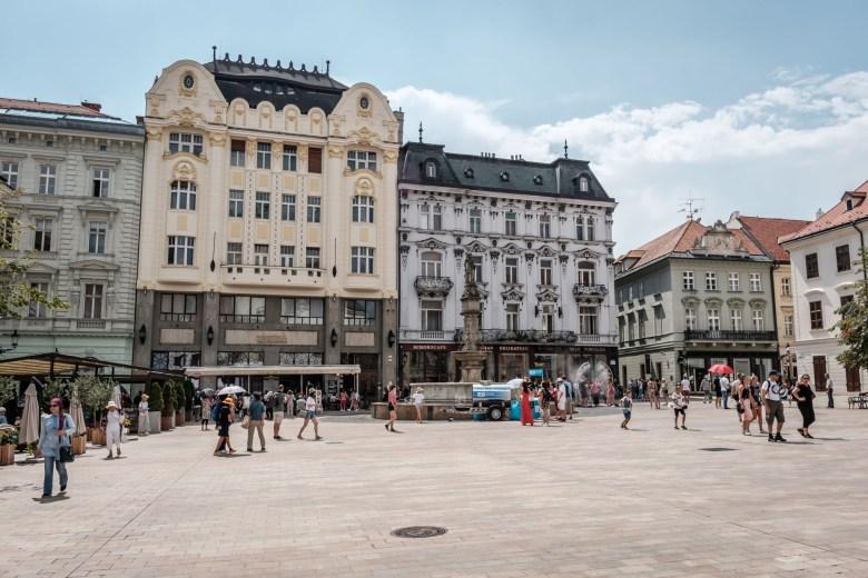 Slovakia Bratislava 20