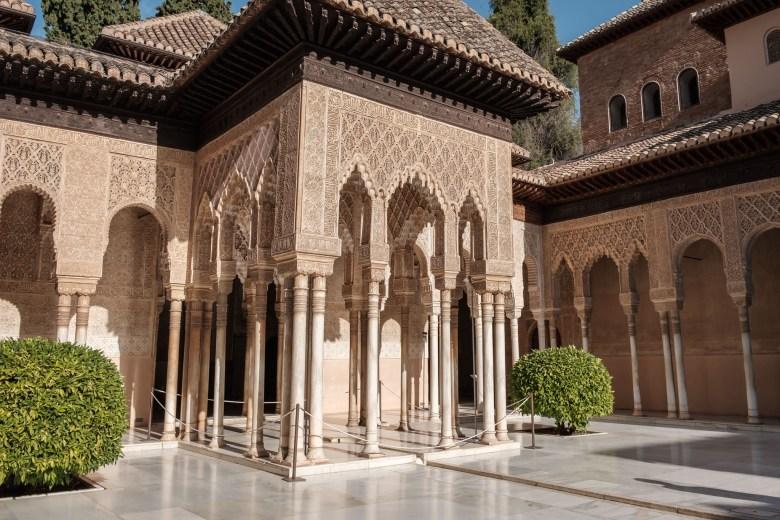 Spain Granada 125