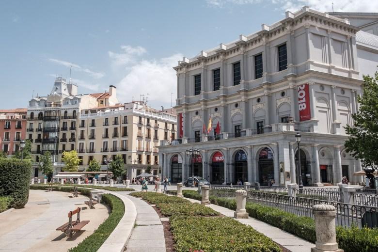 Spain Madrid 11