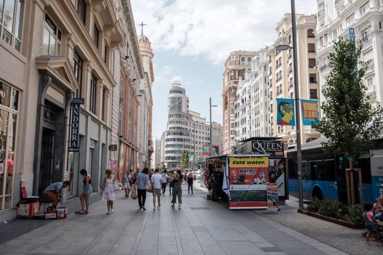 Spain Madrid 16