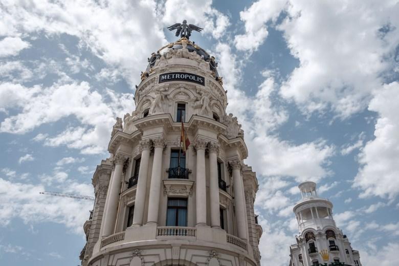 Spain Madrid 18