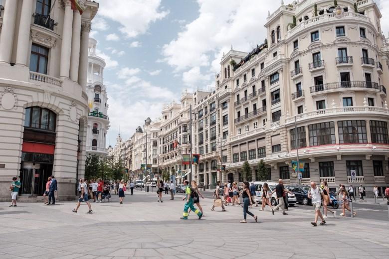Spain Madrid 21
