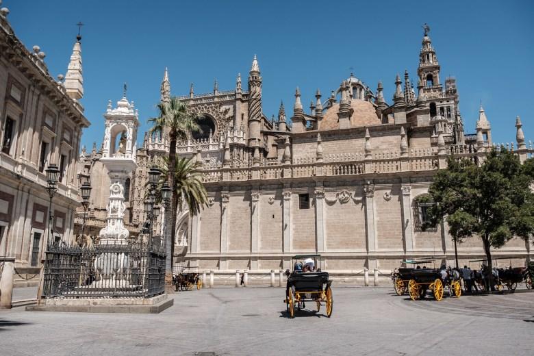 Spain Sevilla 125