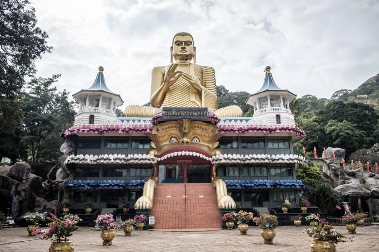 Sri Lanka Dambulla 19