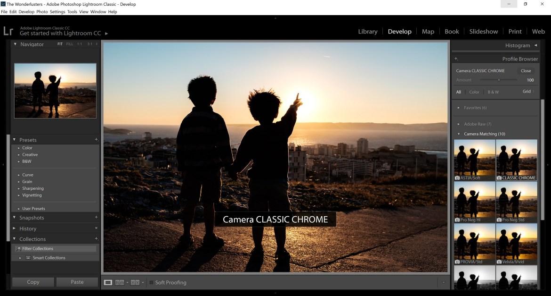 Classic-Chrome