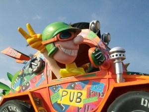 Pics Nice Carnival 2012