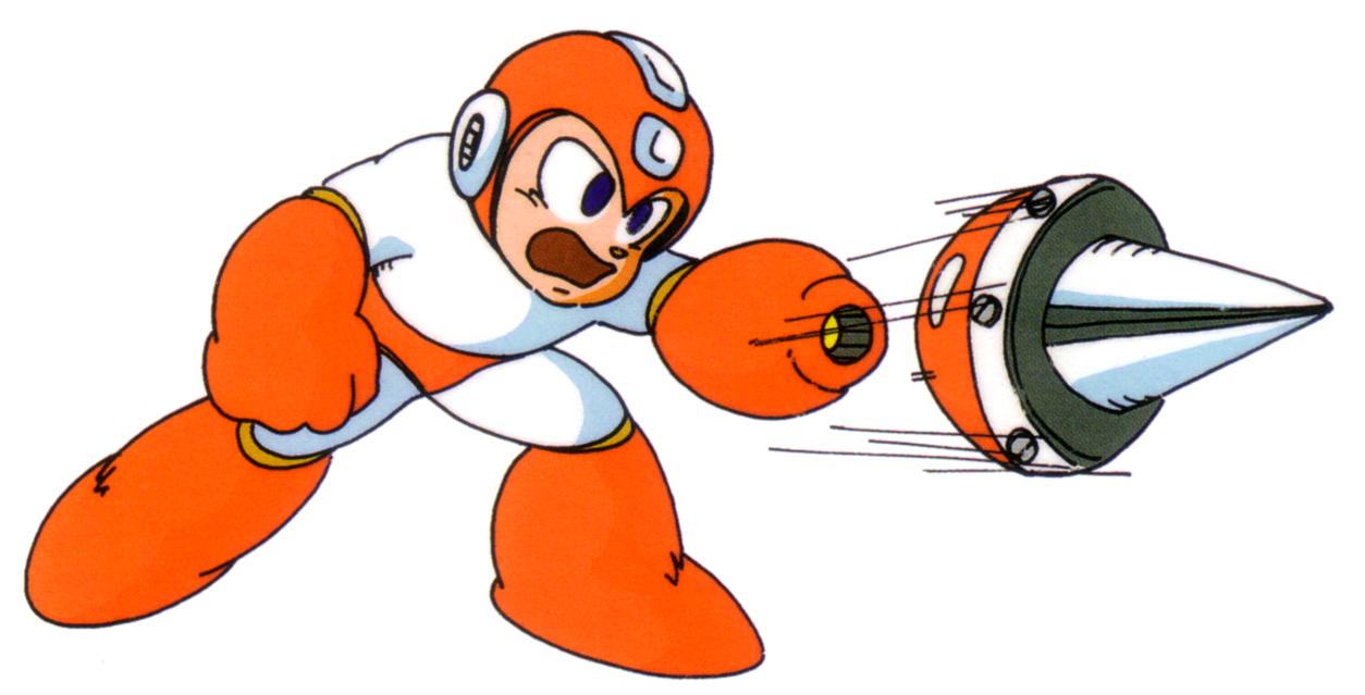 Mega Man 2 and Resource Management