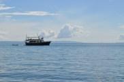 Panorama sur les côtes et îles croates