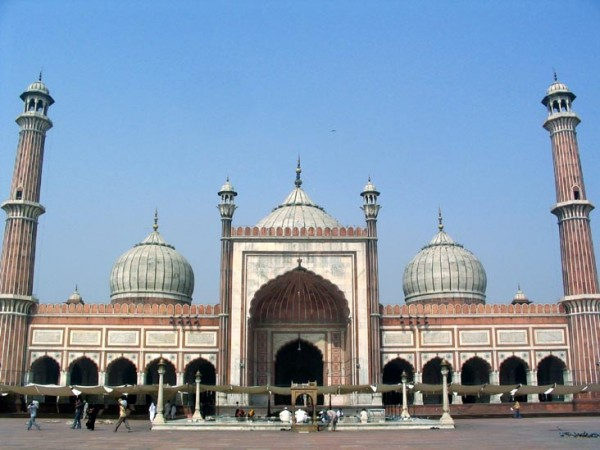 "Masjid Jama""  Delhi Lama India"
