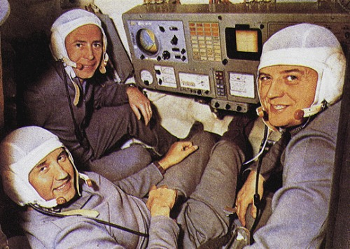 Soyuz 11, June 30, 1971 Disaster