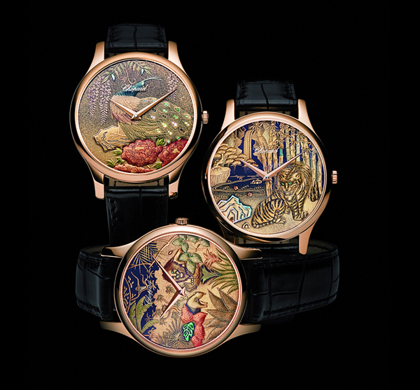 Amazing XP Urushi Watches Collection by Chopard | The Wondrous Design Magazine