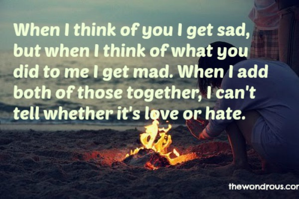 The 40 Best I Hate You Quotes Of All Time