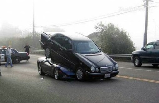 funny accident picture