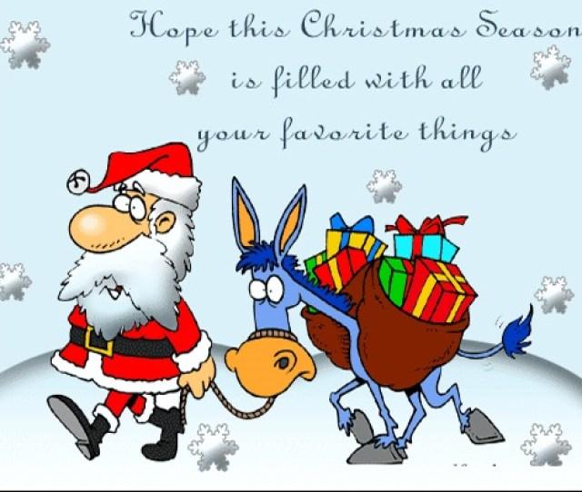 Funny Christmas Phrases