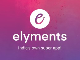 elyments india's first social media application