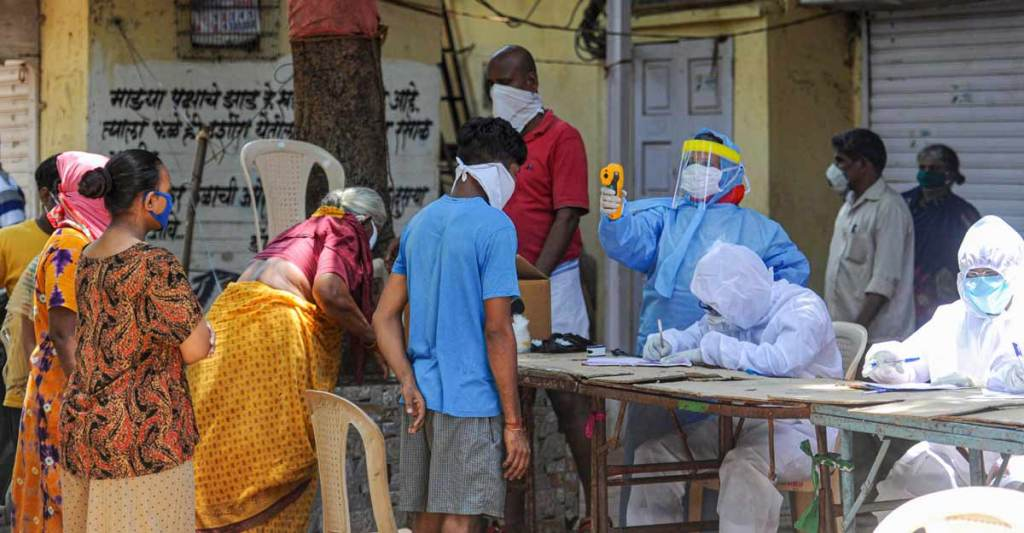 Dharavi  COVID-19 Cases
