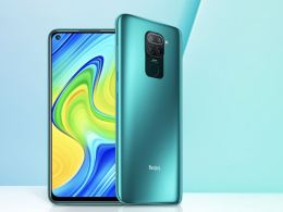 Redmi Note 9 price and specifications