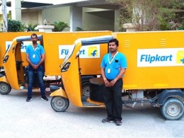 Flipkart-eVans
