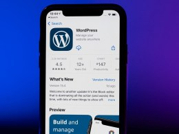 wordpress-apple-update-sorry