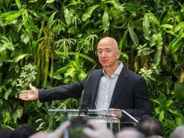 jeff bezos 10 billion climate fund