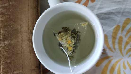 Sanchi Soni's favourite, Chamomile tea.