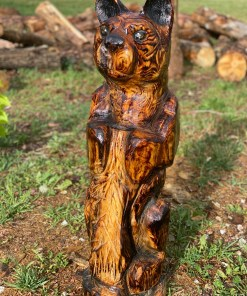 wood panther