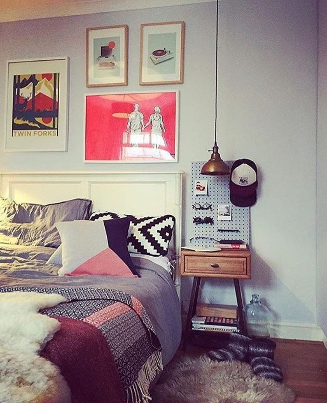 Multifunctional small spaces.