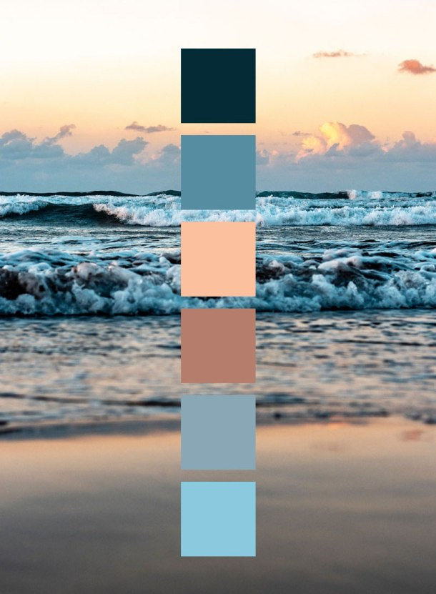 5 Colours Inspired by Nature   2021 Edit