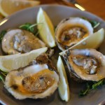 Grilled Oysters with Smoked Paprika Butter