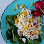 Crab Salad with Butter-Lemon Vinaigrette
